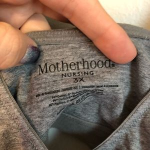 Motherhood Maternity Intimates & Sleepwear - Nursing Bra :: 3X